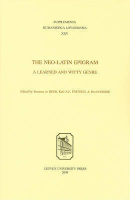 The Neo-Latin Epigram