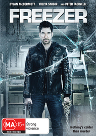 Freezer on DVD