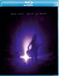 Steven Wilson: Get All You Deserve on Blu-ray