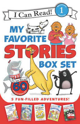 I Can Read My Favorite Stories Box Set by Various ~ image