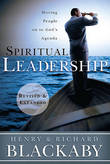 Spiritual Leadership by Henry , T Blackaby