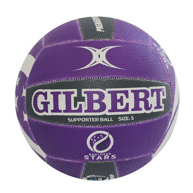 Gilbert ANZ Premiership Stars Supporter (Size 5)