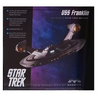 Star Trek: Beyond - 1:350 U.S.S. Franklin Scale Model Kit