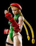 Street Fighter: S.H.Figuarts - Cammy Figure