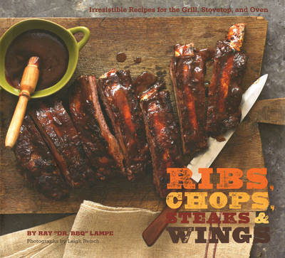 Ribs Chops Steaks and Wings by Leigh Beisch image