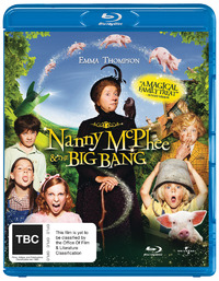 Nanny McPhee and The Big Bang on Blu-ray