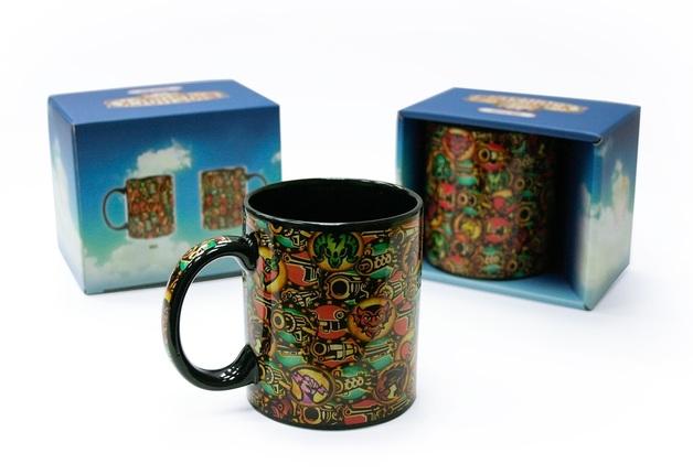 Bioshock - Plasmids Mug