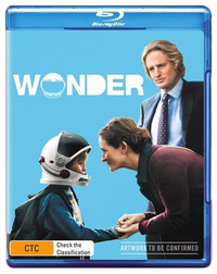 Wonder on Blu-ray