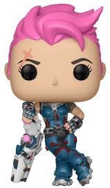 Overwatch – Zarya Pop! Vinyl Figure