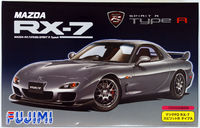 Fujimi: 1/24 Mazda FD3S (RX-7 Spirit Type R) - Model Kit
