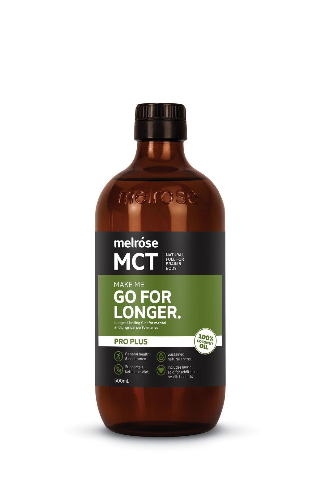 Melrose Pro Plus MCT Oil (500ml) image