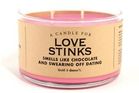Whiskey River Co: Candle - Love Stinks