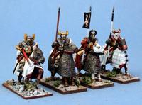 SAGA Age of Crusades - Mounted Ordenstaat Hearthguard