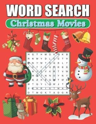 Word Search Christmas Movies by Greater Heights Publishing
