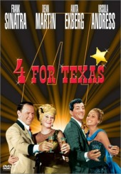 4 For Texas on DVD