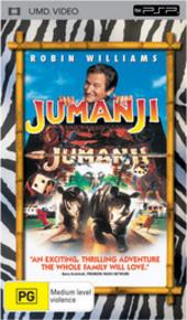 Jumanji for PSP