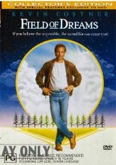 Field Of Dreams on DVD