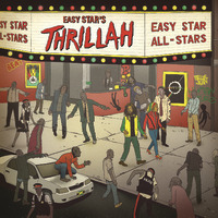 Easy Star's Thrillah (2LP) by Easy Star All-Stars