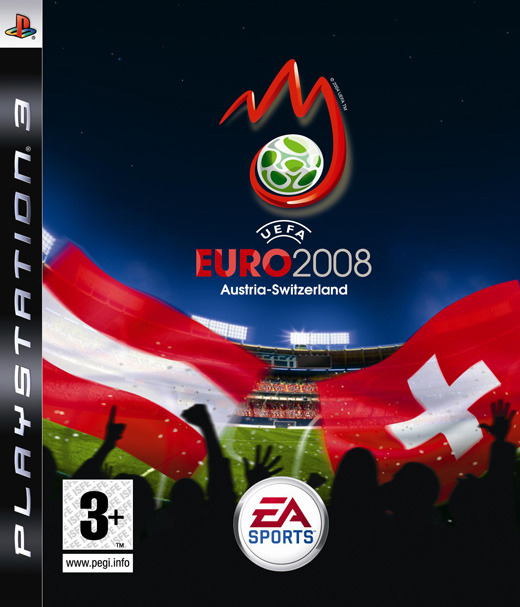 UEFA Euro 2008 for PS3