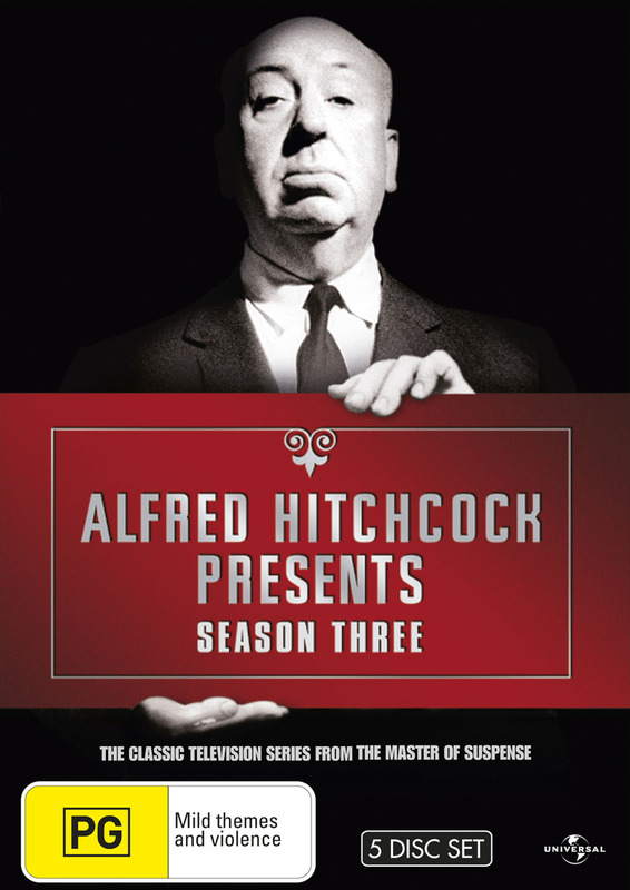 Alfred Hitchcock Presents - Season 3 on DVD