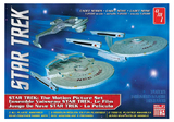 AMT Star Trek The Motion Picture Set 1/2500 Snap Model Kit