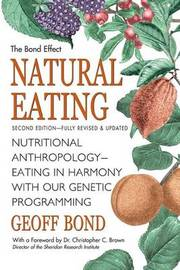Natural Eating by Geoff Bond