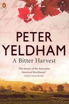 A Bitter Harvest by Peter Yeldham image