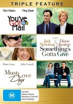 You've Got Mail / Something's Gotta Give / Must Love Dogs - Triple Feature (3 Disc Set) on DVD