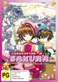 Cardcaptor Sakura Movie - The Sealed Card on DVD