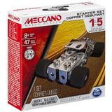 Meccano: 1 Model Starter Set - Racecar