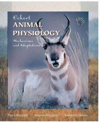 Eckert Animal Physiology by David Randall image