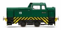 Hornby: Sentinel 4wDH '19'