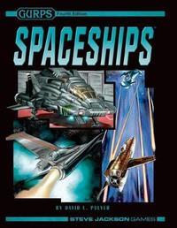 Gurps Spaceships by David L. Pulver image