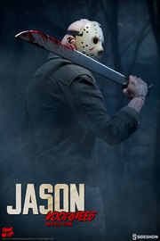 "Friday the 13th: Jason Voorhees - 12"" Articulated Figure"