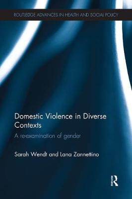 Domestic Violence in Diverse Contexts by Sarah Wendt image