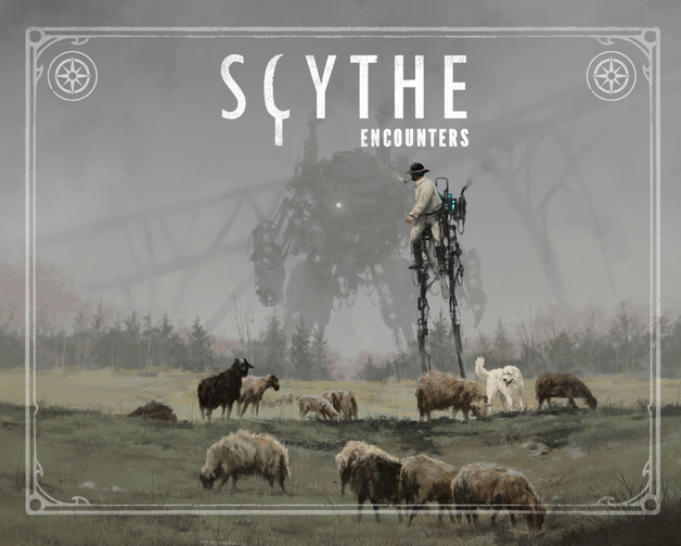 Scythe: Encounters - Game Expansion