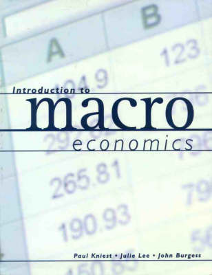 Introduction to Macroeconmics by John Burgess image