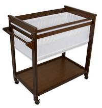 Bebe Care: Crib - Walnut image