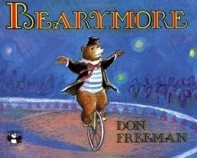 Bearymore: Story and Pictures by Don Freeman image