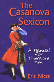 The Casanova Sexicon by Eric Nicol image