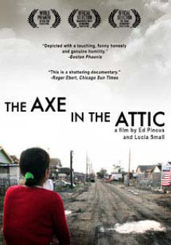 The Axe in the Attic on DVD