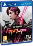 inFAMOUS: First Light for PS4