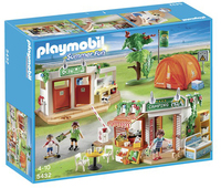 Playmobil: Summer Fun Camp Site (5432)