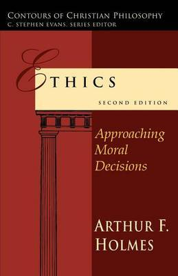 Ethics by Arthur F. Holmes image