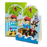 Pirate Pals Party Invitations & Envelopes