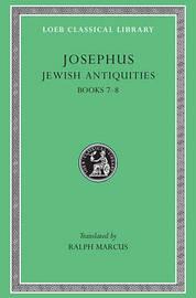 Works: v. 7 by Flavius Josephus