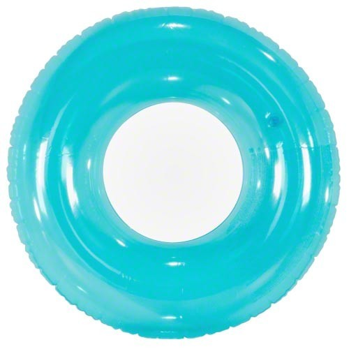 Intex: Transparent Swim Tube - Teal