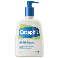 Cetaphil Oily Skin Cleanser (500ml)