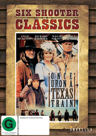 Once Upon A Texas Train (Six Shooter Classics) on DVD
