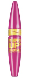 Maybelline Volum' Express Pumped Up Colossal Washable Mascara - Glam Black
